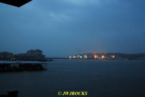 31 Night Shot Stormy