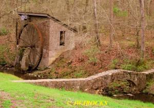 45 DeSoto Lake Waterworks Powermill