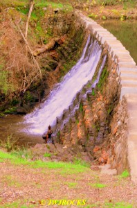 54 DeSoto Lake Waterfall 1
