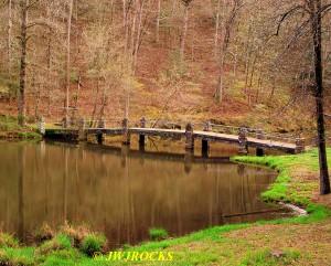 59 DeSoto Lake Footbridge
