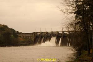 74 Waterfall Lake Hamilton Dam