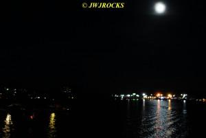 84 Big Moon Over Lake Hamilton