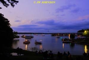 00K Skies Begin To Darken in Harbor