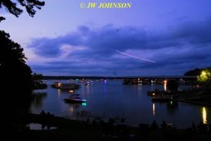 00R Harbor Skies Darken Toy Plane Flits About