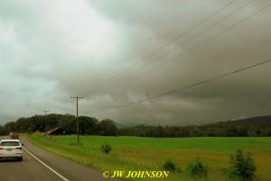05 Storm Clouds Ahead of Me Mt Ida