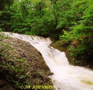 07 Cool Pool Falls Flood Stage