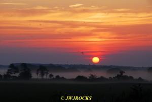 Gorgeous Sunrise on Sunday