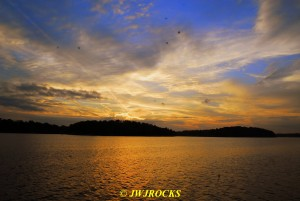 01 Sunset Tues Night