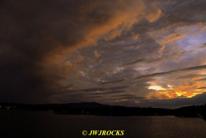 11 Sunset After Storm Wed Nite