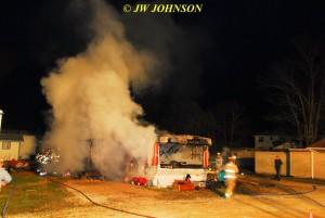 26 Bourbon Crew Attacks Porch