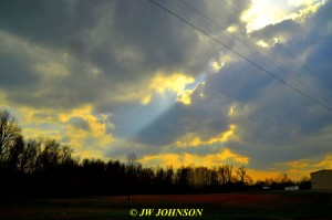 03 Sunbeams Over Marion Fire Station