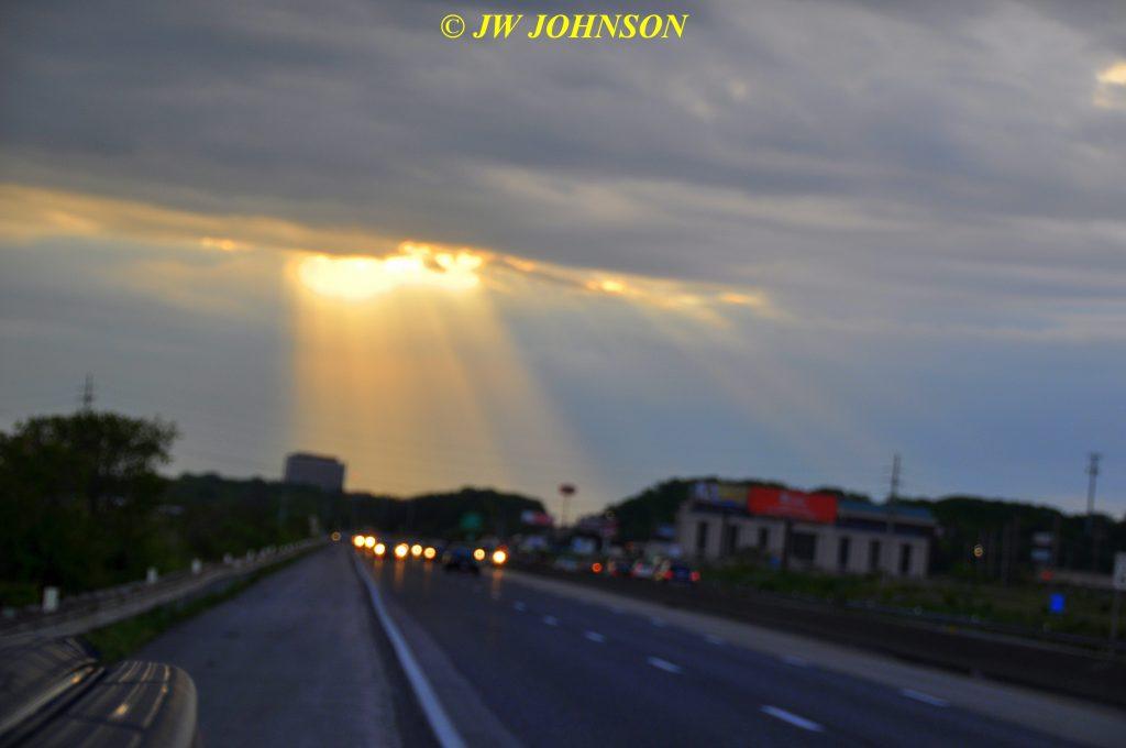 36 Out of Focus Sunbeams Sunrise 0504