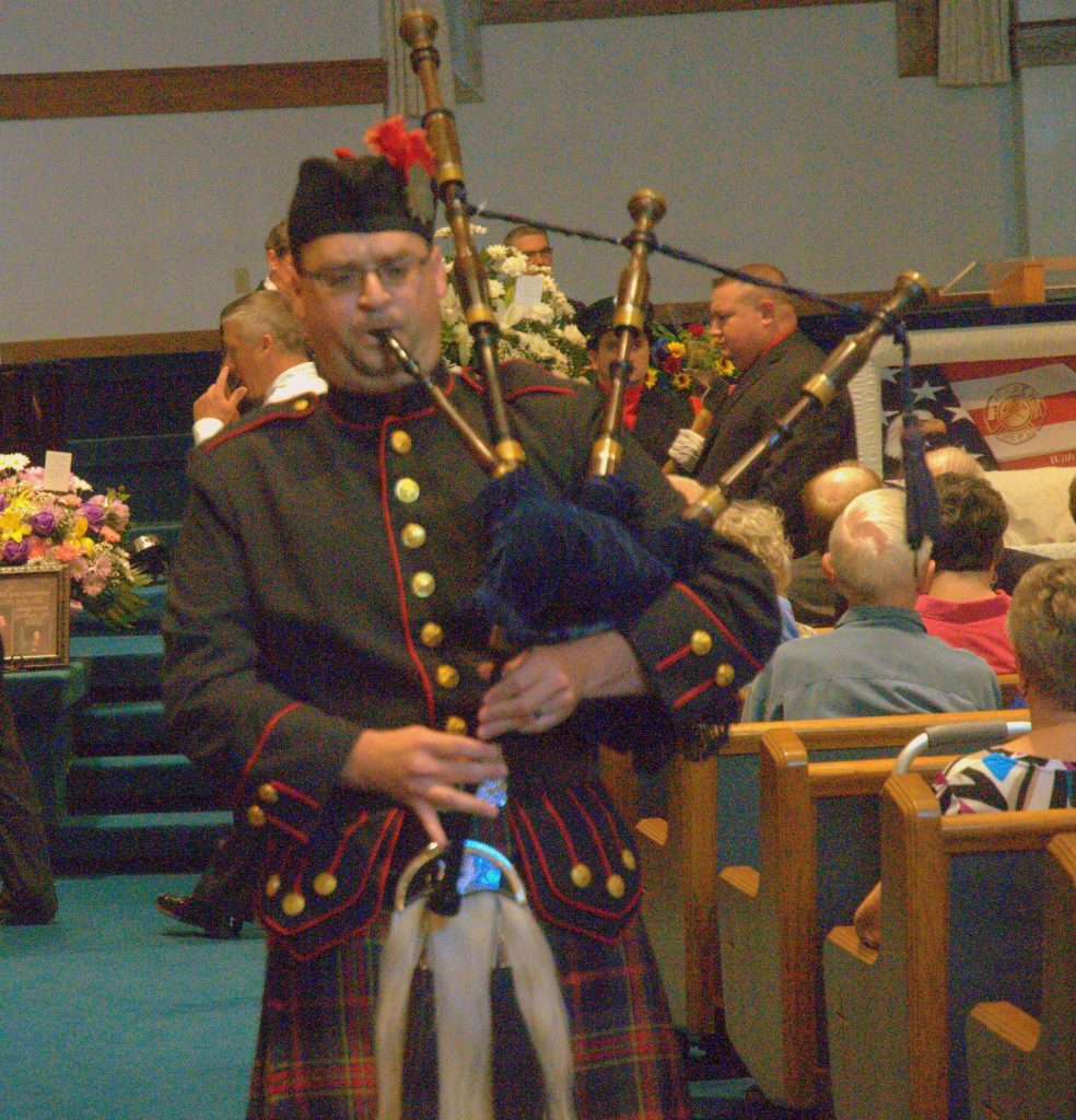 39 Jason Hildebrandt Piping at Church